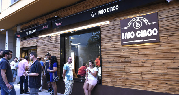 Photo of Nace Bajo 5, un novo e orixinal proxecto de hostalaría no Barco