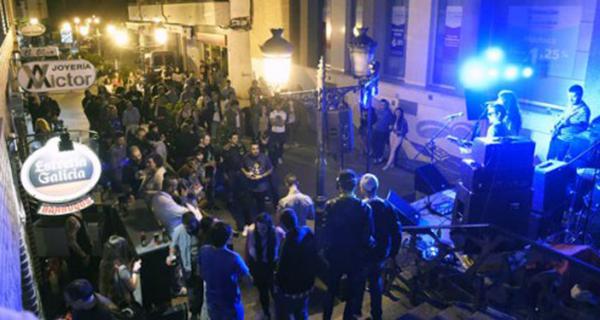 Photo of Nova edición do Jam Fest na praza Lauro Olmo do Barco de Valdeorras