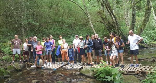 Photo of Ruta con sabor a historia, chocolate e moita natureza pola ponte Cabalar de Trives
