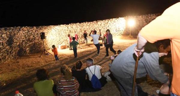 Photo of Noite do Cortello dos Lobos de Lubián, o 17 de agosto