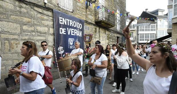 Photo of O X Entroido de Verán de Trives, en fotos