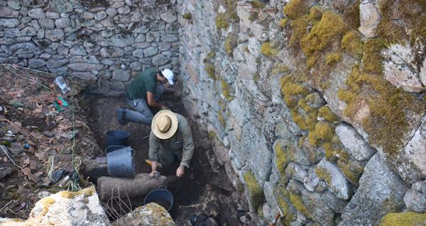 """Photo of Comeza o proxecto arqueolóxico """"Cambedo 1946"""" que estuda a resistencia na raia galego-portuguesa"""
