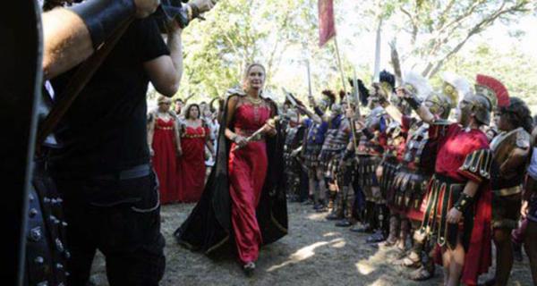 Photo of Xinzo recrea o seu pasado romano na XVIII Festa do Esquecemento