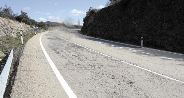 Photo of Un falecido nun accidente de tráfico na N-120, no municipio de Larouco