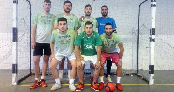 Photo of Cubiertas Gelasio, vencedor sénior do Torneo de Futsal de Trives