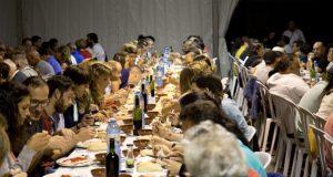 A cea popular de Lentellais (O Bolo) reúne a 180 persoas