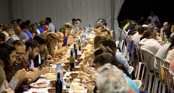Photo of A cea popular de Lentellais (O Bolo) reúne a 180 persoas