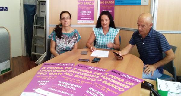 Photo of O Mercaberto celebrará a súa décima edición o 24 de agosto no Malecón do Barco