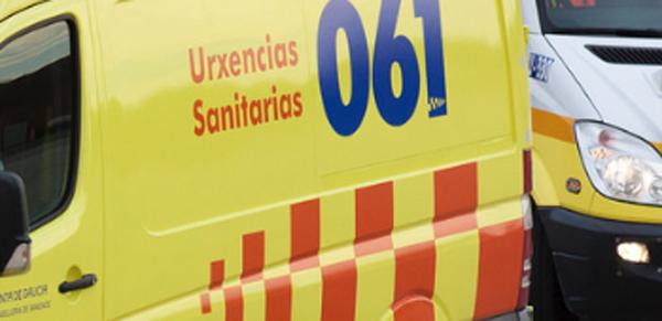 Photo of Un ferido en Vilariño de Conso ao caer coa súa cadeira de rodas por un terraplén
