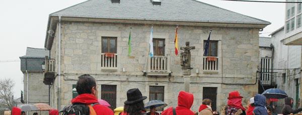 Photo of A Veiga recibirá 450.000 euros para mellorar o centro da vila