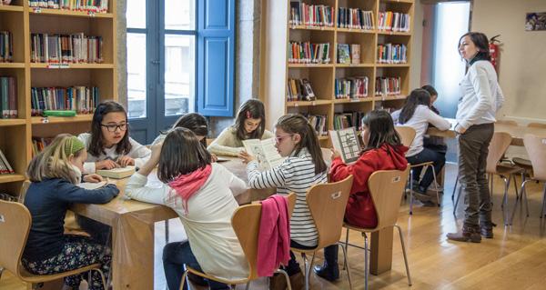 """Photo of A Biblioteca de Verín, distinguida co """"Alto Patrocinio do Parlamento Europeo"""""""