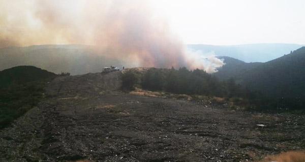 Photo of Controlados os dous lumes do Parque Natural do Invernadeiro