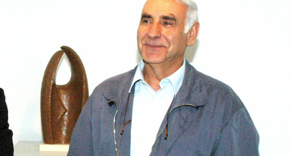 Photo of O escultor Xelo de Tremiñá, pregoeiro das Festas do Cristo 2018 no Barco