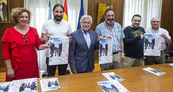 Photo of Asfaval colabora na VI Marcha Ciclista Unificada que arrancará o 4 de outubro en Baños de Molgas
