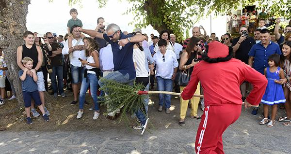 Photo of O Meco e As Pampórnigas animan a Romaría da Ermida (Quiroga)