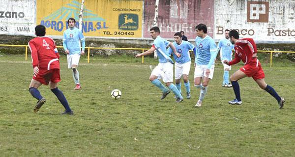 Photo of O C.D. Viana xogará o cuarto partido de liga no campo rues do Aguillón