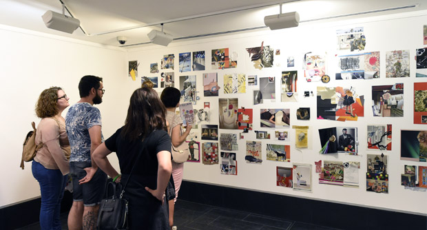 Photo of Doce artistas expoñen no Barco no marco de enBarcArte