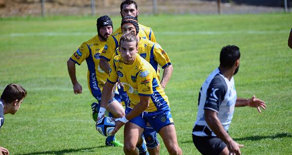 Photo of O Campus Universitario Ourense Rugby prepárase para o comezo da liga contra Kaleido Vigo