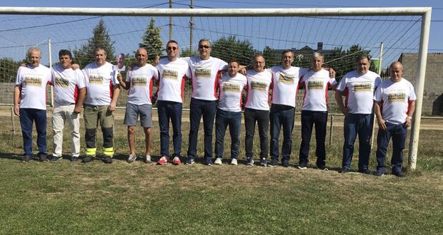 Photo of Os xuvenís do C.D. Trives reúnense 37 anos despois de acadar o subcampionato da Copa Deputación