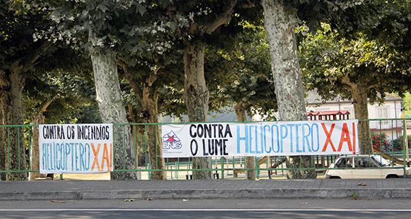 """Photo of O BNG presenta unha moción para instar á Xunta a """"abrir inmediatamente"""" a base de helicópteros de Vilanova"""