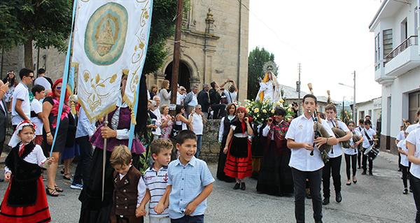 Photo of Larouco celebra esta fin de semana as festas na honra á Virxe dos Remedios