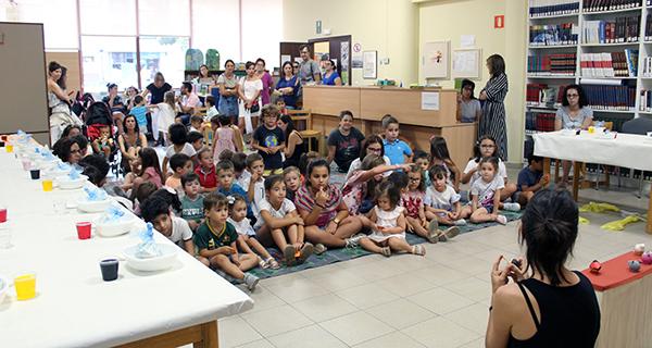 Photo of Contacontos e obradoiros para o público infantil, na Biblioteca Municipal do Barco