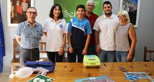 Seixalbo, o primeiro barrio cardioprotexido de Ourense
