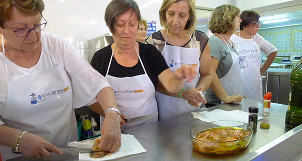 Photo of Curso de cociña básica e restauración no CEIP Manuel Respino da Rúa
