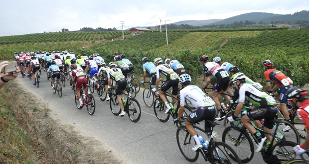 Photo of As terras de Viana, Valdeorras e Trives, protagonistas da etapa 11 da Volta a España 2018