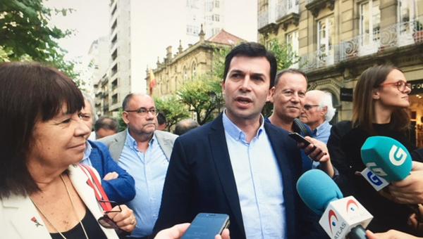 """Photo of """"Abrimos un curso político cun compoñente electoral en eleccións europeas e municipais"""""""