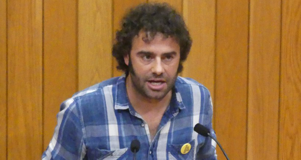 Photo of David Rodríguez (En Marea) pide axudas e medidas preventivas fronte aos ataques do lobo