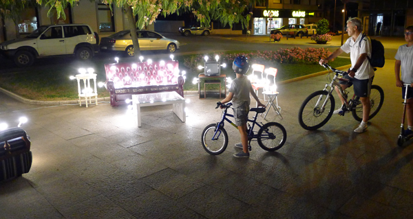 Photo of enBarcArte, onde a arte se palpa na rúa