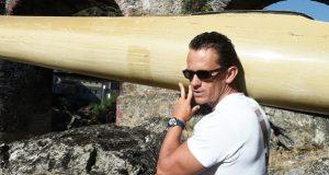 Homenaxe a Fernando García no 52º Descenso do Sil, proba na que competiu en 34 edicións