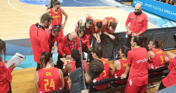 Photo of A selección española de Mondelo debuta con vitoria ante Xapón na Copa do Mundo de básket feminino