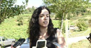 A nacionalista Noa Presas pregunta no Parlamento por que non se abre a base de helicópteros de Vilanova (O Barco)