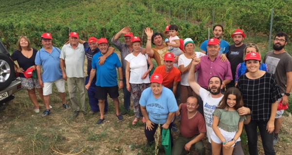 """Photo of Os veciños de Portela (Larouco) celebran a """"Festa do Mildeu"""" coincidindo co paso da Volta"""