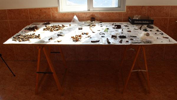 """Photo of """"A Cidade da Selva"""" aporta un dos maiores conxuntos de obxectos relacionados coa guerrilla en toda Europa"""