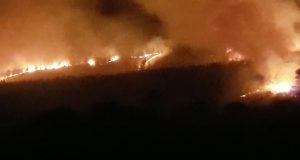 Controlado un incendio forestal que afecta ao Parque Natural do Xurés