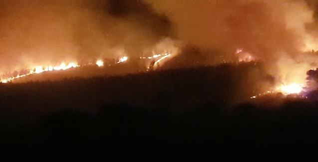 Photo of Controlado un incendio forestal que afecta ao Parque Natural do Xurés