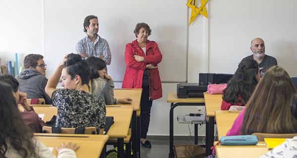 Photo of Medio cento de estudantes de secundaria de Verín participarán nunha iniciativa promovida polo FIC Vía XIV
