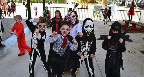 Photo of Festa de Samaín-Halloween no CEIP Julio Gurriarán do Barco