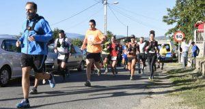 Un cento de participantes no 3º Gran Premio de Montaña da Rúa