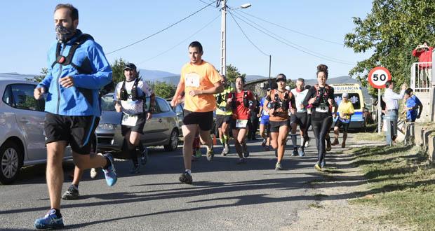 Photo of Un cento de participantes no 3º Gran Premio de Montaña da Rúa