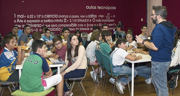 """Photo of """"Ciencia e Tecnoloxía en Feminino"""", os días 18 e 19 de outubro na Tecnópole"""