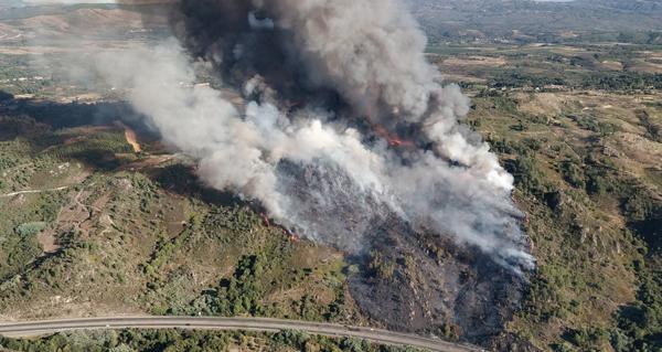 Photo of Extinguidos os lumes de Barxa (A Gudiña), Ábedes (Verín) e Nogueira de Ramuín