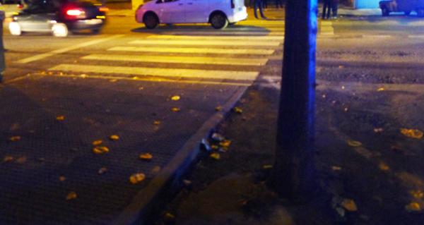 Photo of Atropelada unha persoa nun paso de cebra do Barco