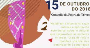 """Trives festexará o """"Día da Muller Rural"""" o 15 de outubro"""