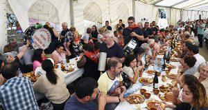 As charangas Nova Terras de Trives e Europa amenizarán a XXV Festa da Carne de Montederramo