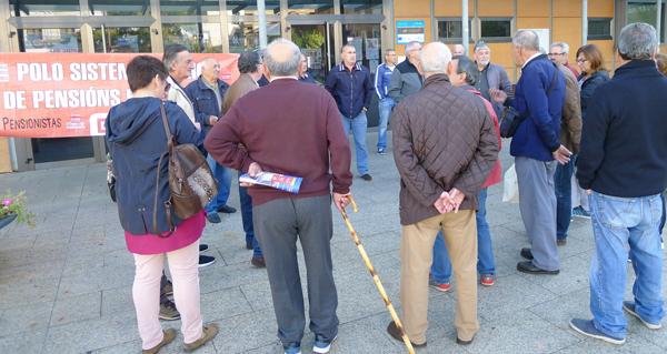 Photo of Última concentración de outubro no Barco en defensa do sistema público de pensións