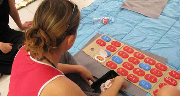 Photo of Talleres de educación Montessori, o 20 de outubro no Barco